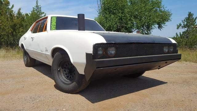 1970 Mad Max Cutlass