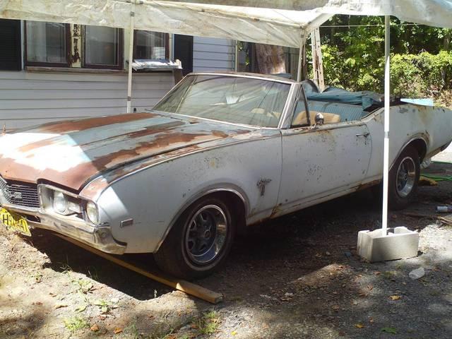 1968 Cutlass Convertible