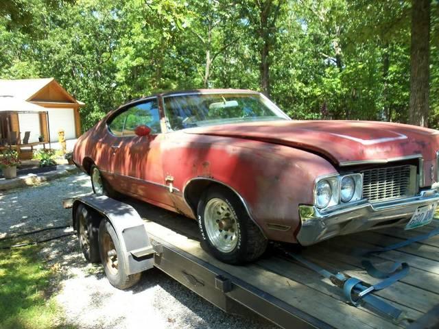 1970 Cutlass S All Original