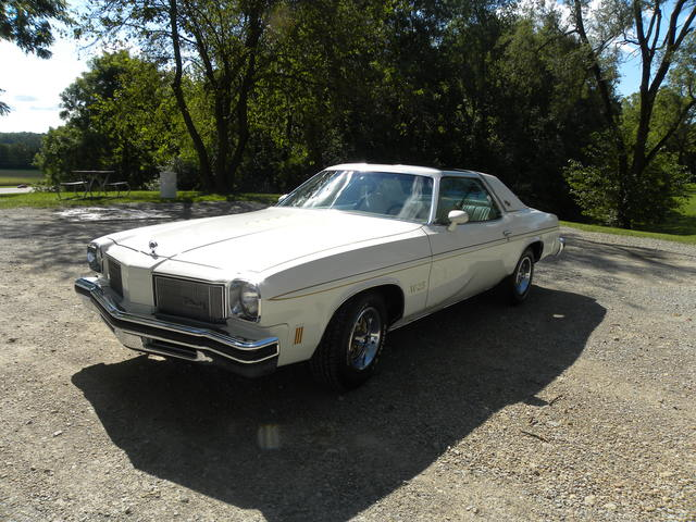 1975 Hurst Olds