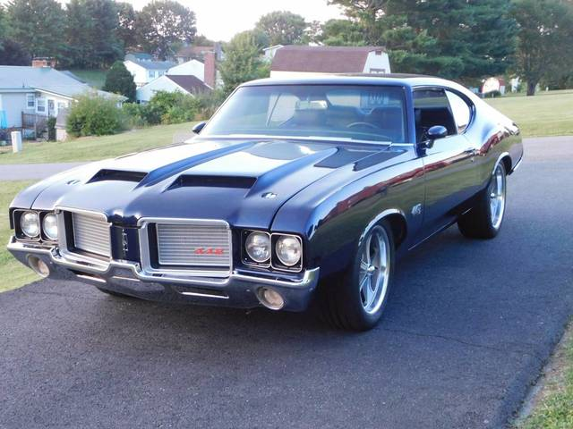 1970 Olds 442 (Clone)