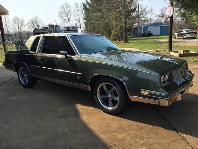 1985 Cutlass with 5.3 liter swap