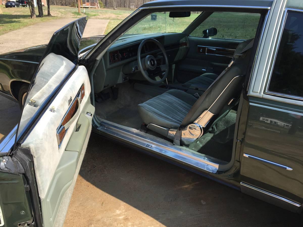 1985 Cutlass with 5 3 liter swap