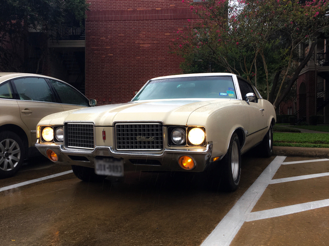 1972 Cutlass Supreme