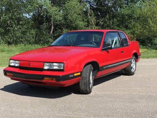 1991 Oldsmobile 442 W41