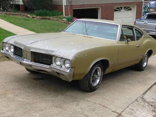 1970 Olds Cuttlass S