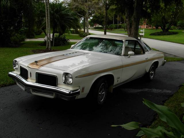 1974 Oldsmobile Hurst