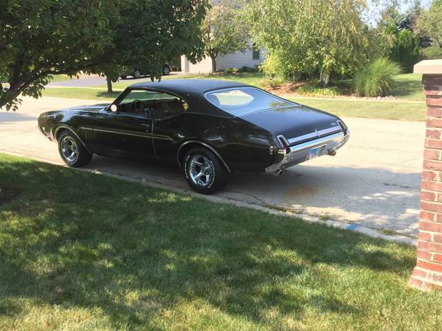 1969 Olds Cutlass S