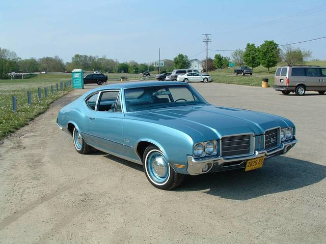 1971 Cutlass S Sports Coupe