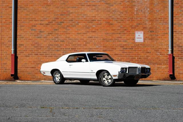 1972 Cutlass Supreme - U Code