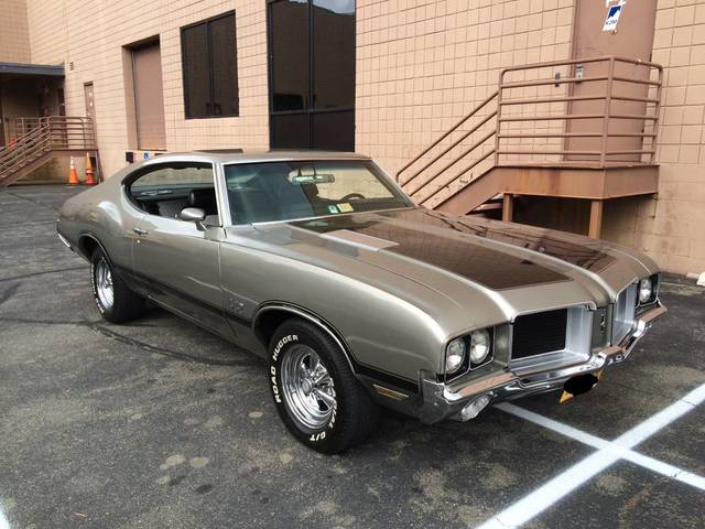 1972 Oldsmobile Cutlass Parts Car