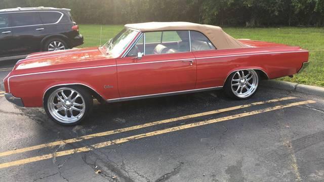 1964 Cutlass Convertible