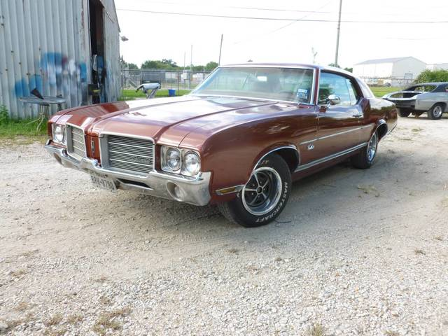 1971 Cutlass Supreme