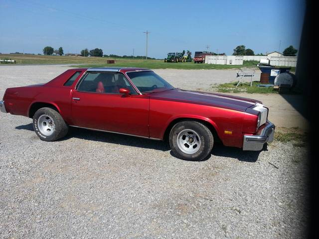 1977 Olds Cutlass