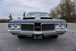 Olds 442 W30 - 4 speed sport coupe