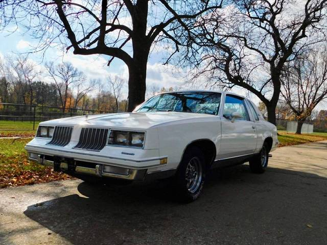 1984 Olds Cutlass Supreme 307 V8 Coupe