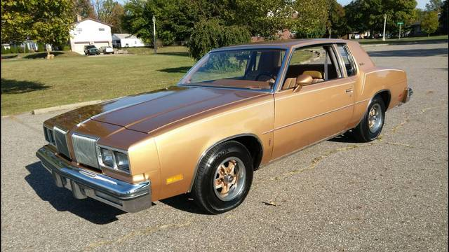 1980 Olds Cutlass
