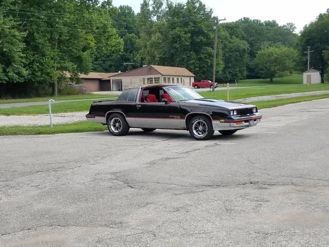1983 Hurst Oldsmobile