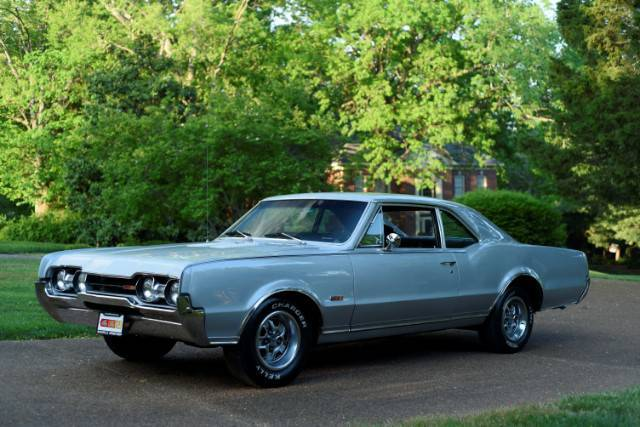 1967 Oldsmobile Cutlass 442