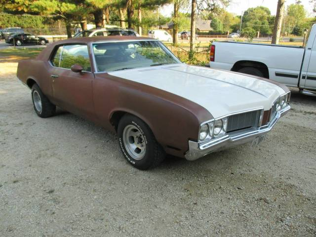 1970 Cutlass SX Project
