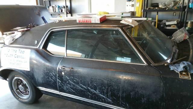 1970 Cutlass SX 455 W32