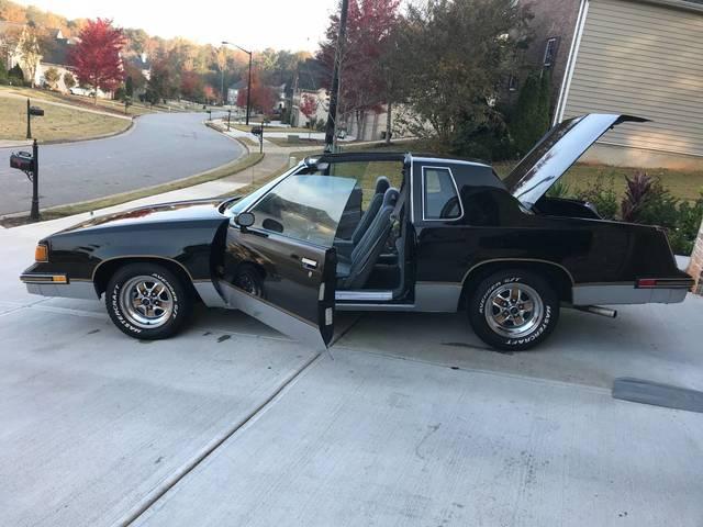 1987 442 Oldsmobile