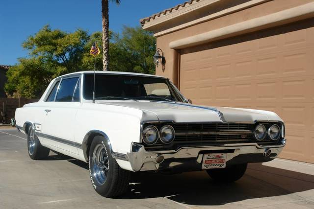1965 Oldsmobile 442 Coupe