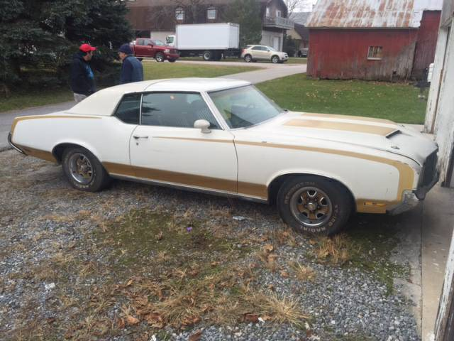 1972 Oldsmobile Hurst Olds