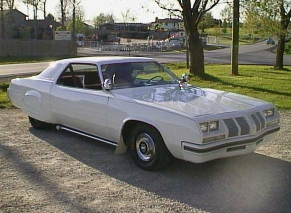 Full Custom 1976 Oldsmobile