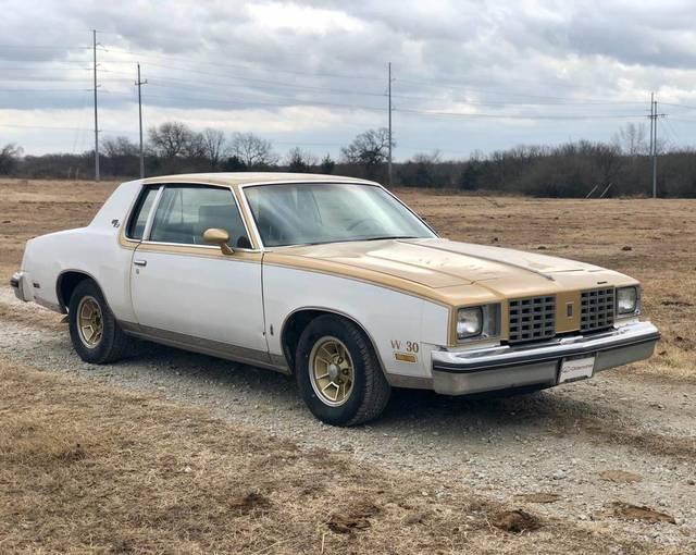 1979 Hurst Olds W-30