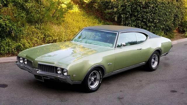 1969 Cutlass Supreme