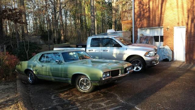 1970 Cutlass SX 455