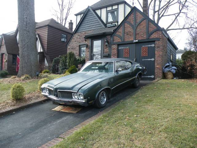 1970 Old Cutlass 442/455