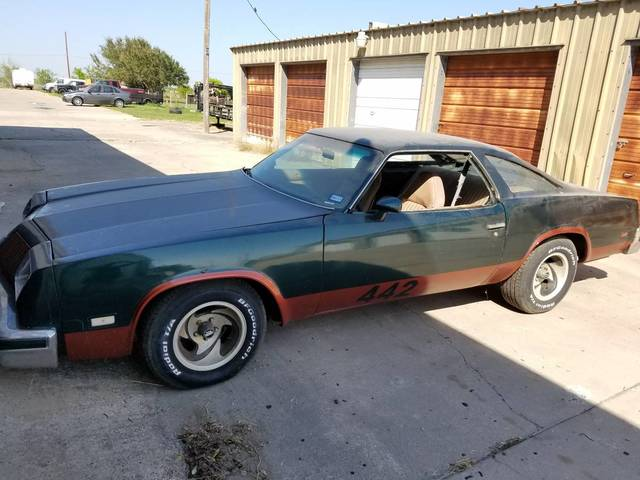 1976 Olds 442