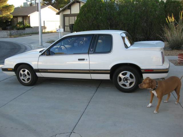 1991 Oldsmobile Quad 442