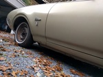 1968 Oldsmobile Cutlass S Post Coupe