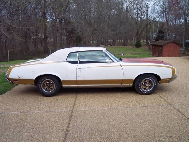 1972 Hurst Olds Oldsmobile 455