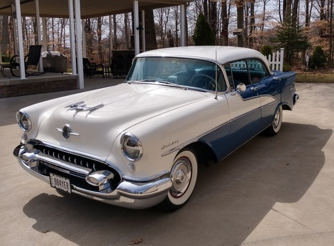 1955 Super 88 Oldsmobile