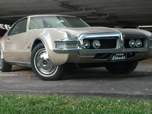 1968 Olds Toronado Coupe