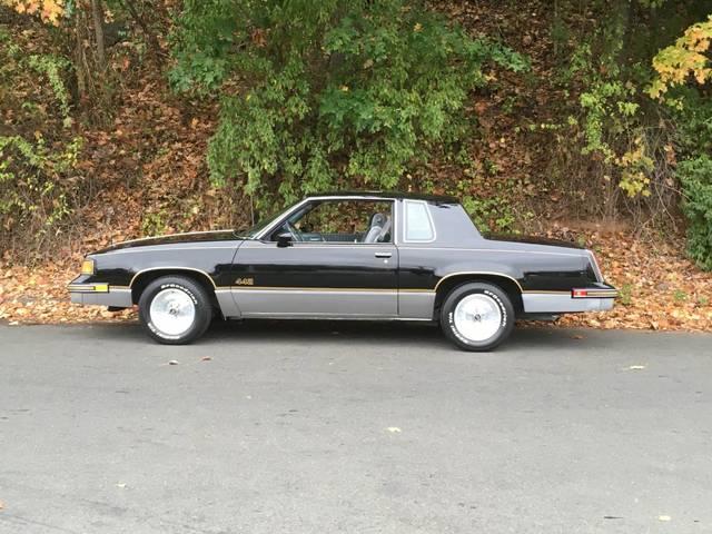 1987 Cutlass 442