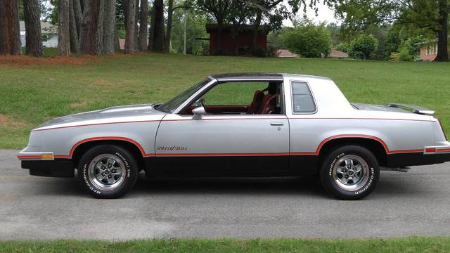 1984 Hurst Olds survivor