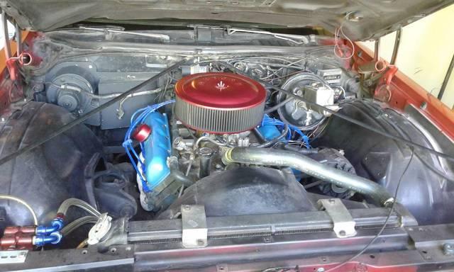 1973 Oldsmobile 442