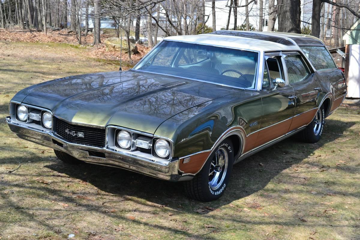 1968 Oldsmobile Vista Cruiser  Boston  Ma