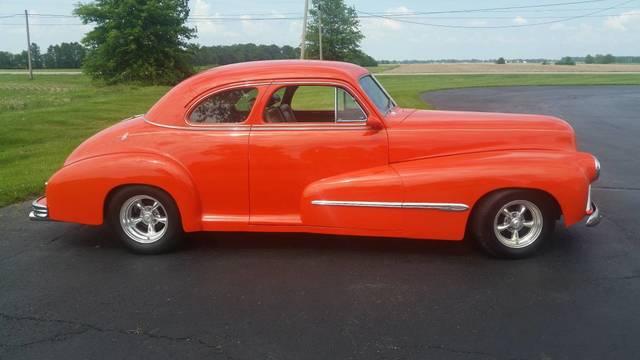 1946 Oldsmobile 2-Door Coupe