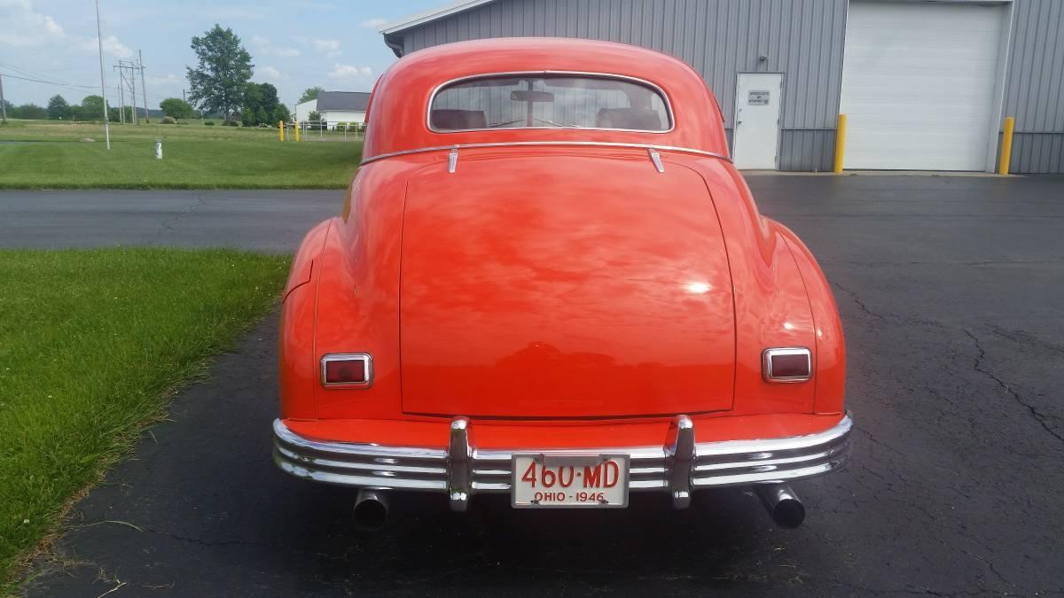 Chevy Vin Decoder >> 1946 Oldsmobile 2-Door Coupe (Marysville, OH) | OldsmobileCENTRAL.com