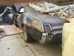 1969 Oldsmobile Cutlass Supreme Convertible
