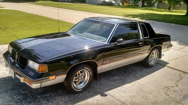 1987 Olds 442