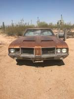 1972 Olds 442 U Code