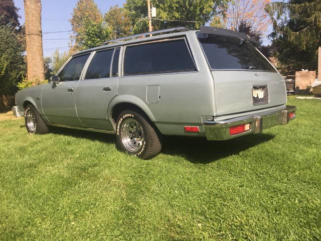 1982 Cutlass Cruiser Wagon