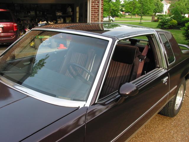 1987 442 - T-Tops